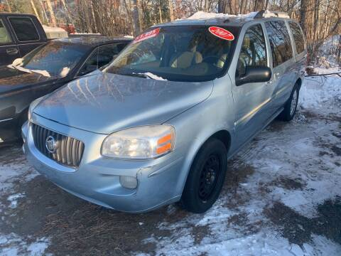 2007 Buick Terraza for sale at Winner's Circle Auto Sales in Tilton NH