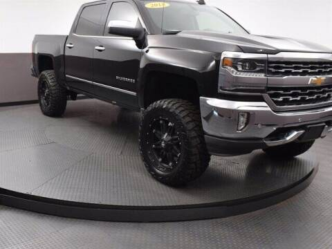 2018 Chevrolet Silverado 1500 for sale at Hickory Used Car Superstore in Hickory NC