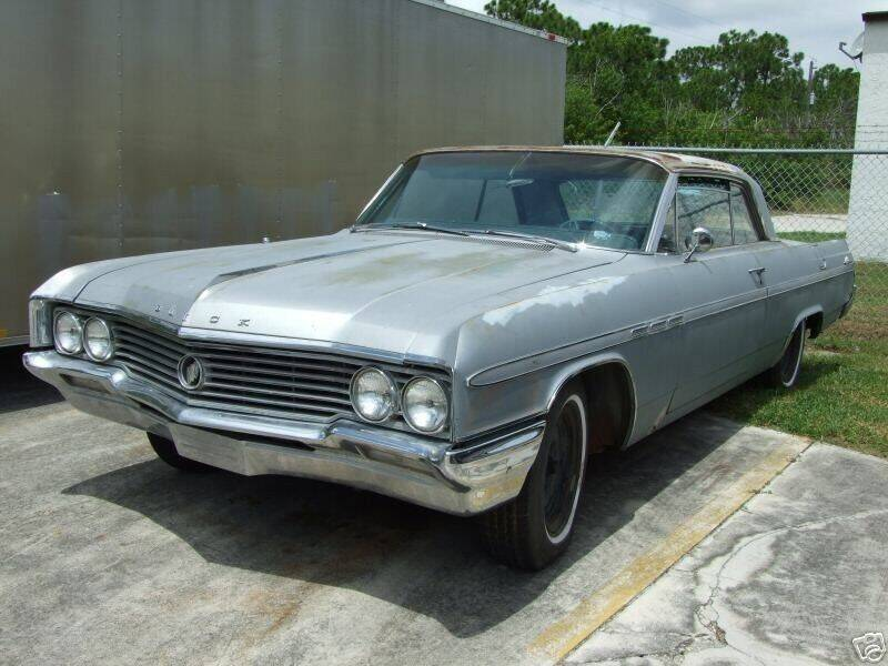 1964 Buick LeSabre for sale at SARCO ENTERPRISE inc in Houston TX