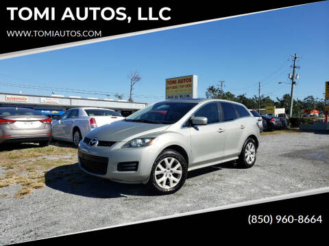 2008 Mazda CX-7 for sale at TOMI AUTOS, LLC in Panama City FL