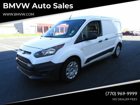 2016 Ford Transit Connect Cargo for sale at BMVW Auto Sales - Trucks and Vans in Union City GA