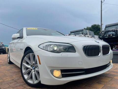 2011 BMW 5 Series for sale at Cars of Tampa in Tampa FL