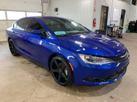 2015 Chrysler 200 for sale at Premier Auto in Sioux Falls SD