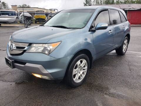2007 Acura MDX for sale at GA Auto IMPORTS  LLC in Buford GA
