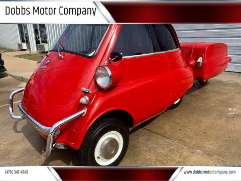 1958 BMW ISETTA 300 for sale at Dobbs Motor Company in Springdale AR
