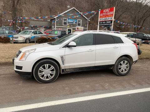 2010 Cadillac SRX for sale at Korz Auto Farm in Kansas City KS