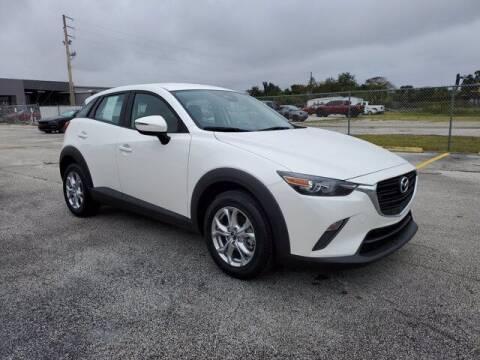 2019 Mazda CX-3 for sale at GATOR'S IMPORT SUPERSTORE in Melbourne FL