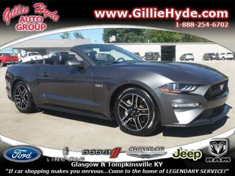 2019 Ford Mustang for sale at Gillie Hyde Auto Group in Glasgow KY
