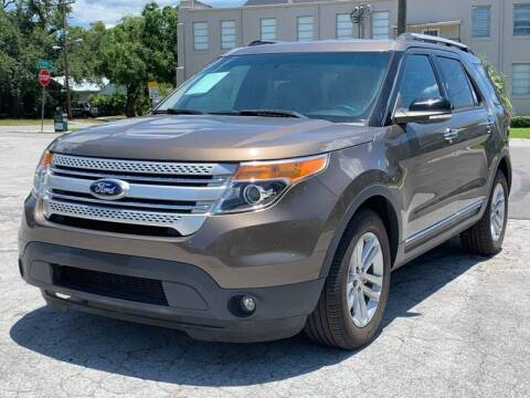 2015 Ford Explorer for sale at Consumer Auto Credit in Tampa FL