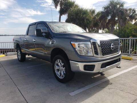 2017 Nissan Titan XD for sale at Best Deal Auto Sales in Melbourne FL