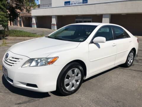 2009 Toyota Camry for sale at DRIVE N BUY AUTO SALES in Ogden UT