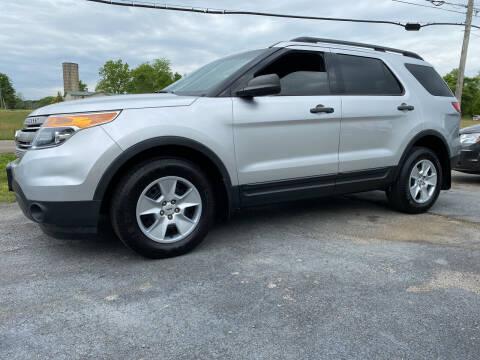 2013 Ford Explorer for sale at K & P Used Cars, Inc. in Philadelphia TN