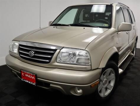 2002 Suzuki XL7 for sale at CarNova in Stafford VA