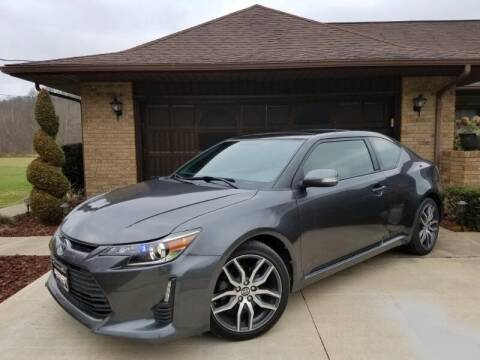 2016 Scion tC for sale at Atkins Auto Sales in Sandy Hook KY