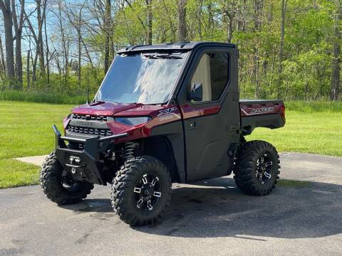 2021 Polaris Ranger for sale at CMC AUTOMOTIVE in Roann IN
