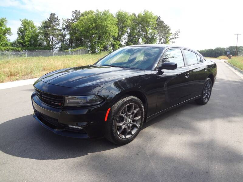 2018 Dodge Charger for sale at Garza Motors in Shakopee MN