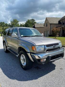 2002 Toyota 4Runner for sale at Elite Motor Brokers in Austell GA