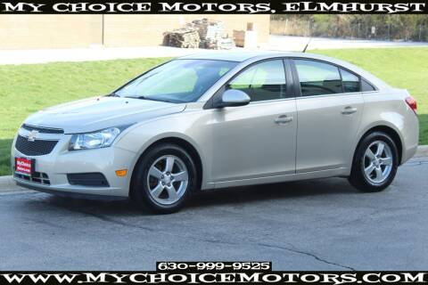 2012 Chevrolet Cruze for sale at Your Choice Autos - My Choice Motors in Elmhurst IL