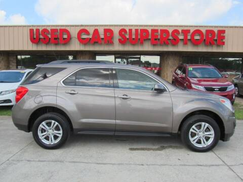 2010 Chevrolet Equinox for sale at Checkered Flag Auto Sales NORTH in Lakeland FL