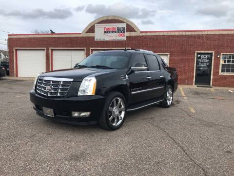 2007 Cadillac Escalade EXT for sale at Family Auto Finance OKC LLC in Oklahoma City OK