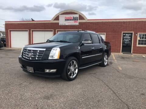 2007 Cadillac Escalade EXT for sale at Family Auto Finance OKC LLC in Oklahoma City OK