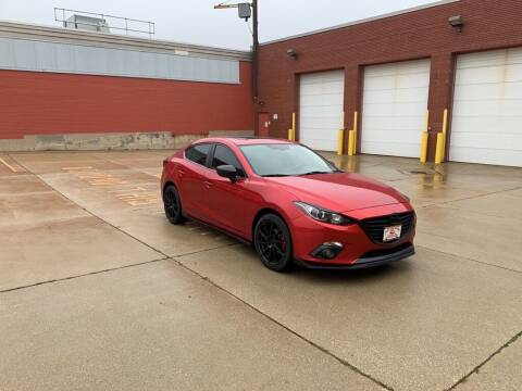 2016 Mazda MAZDA3 for sale at First Rate Motors in Milwaukee WI