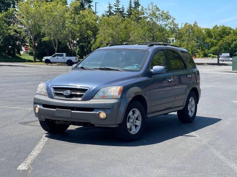 2003 Kia Sorento for sale at H&W Auto Sales in Lakewood WA