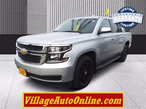 2016 Chevrolet Suburban for sale at Village Auto in Green Bay WI