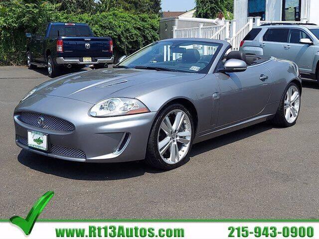 2010 Jaguar XK for sale in Levittown, PA