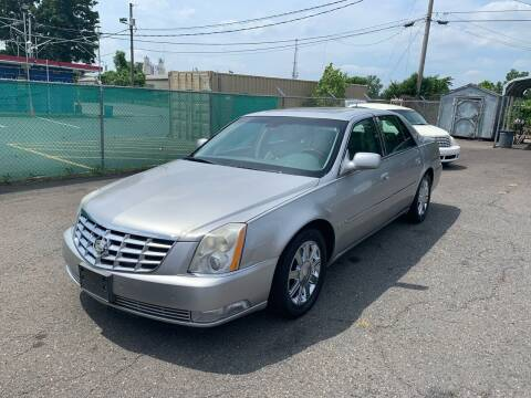 2006 Cadillac DTS for sale at LINDER'S AUTO SALES in Gastonia NC