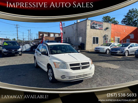 2007 Dodge Caliber for sale at Impressive Auto Sales in Philadelphia PA