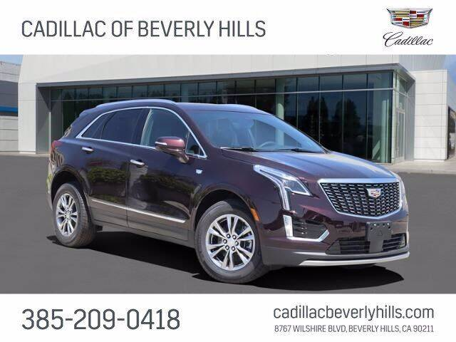 2021 Cadillac XT5 for sale in Beverly Hills, CA