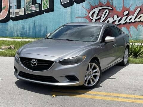 2015 Mazda MAZDA6 for sale at Palermo Motors in Hollywood FL