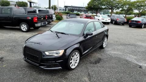 2016 Audi A3 for sale at International Auto Wholesalers in Virginia Beach VA