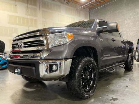 2017 Toyota Tundra for sale at Platinum Motors in Portland OR