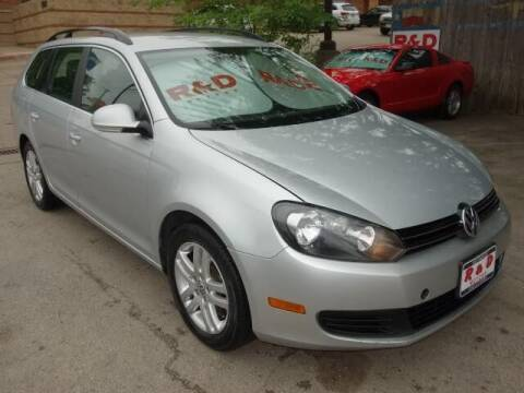 2013 Volkswagen Jetta for sale at R & D Motors in Austin TX
