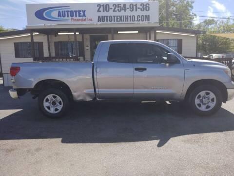 2008 Toyota Tundra for sale at AUTOTEX IH10 in San Antonio TX