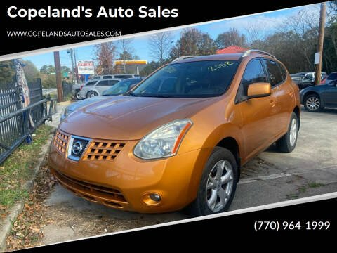 2008 Nissan Rogue for sale at Copeland's Auto Sales in Union City GA