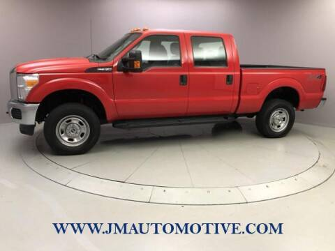 2016 Ford F-350 Super Duty for sale at J & M Automotive in Naugatuck CT