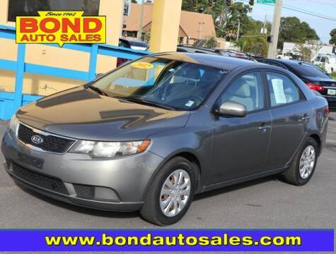 2012 Kia Forte for sale at Bond Auto Sales in St Petersburg FL