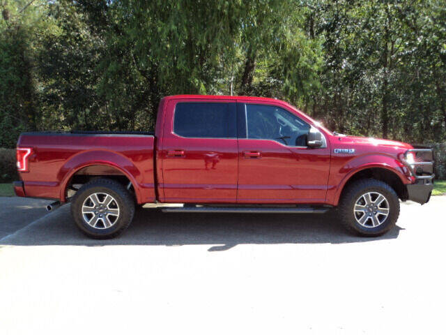 2015 Ford F-150 for sale at Ray Todd LTD in Tyler TX