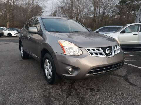 2013 Nissan Rogue for sale at Select Luxury Motors in Cumming GA