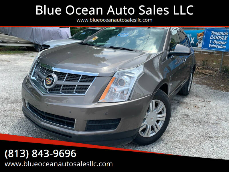 2011 Cadillac SRX for sale at Blue Ocean Auto Sales LLC in Tampa FL