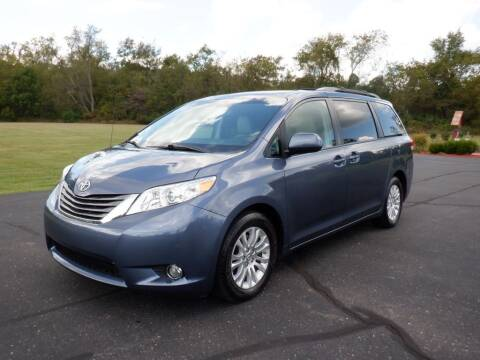 2014 Toyota Sienna for sale at MIKES AUTO CENTER in Lexington OH