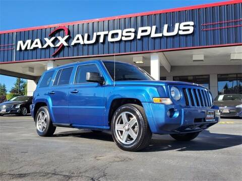 2010 Jeep Patriot for sale at Maxx Autos Plus in Puyallup WA