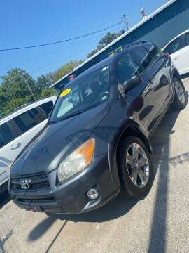 2009 Toyota RAV4 for sale at Car Barn of Springfield in Springfield MO