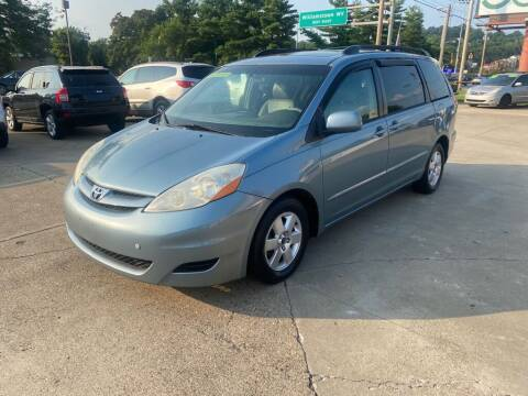 2008 Toyota Sienna for sale at Wolfe Brothers Auto in Marietta OH