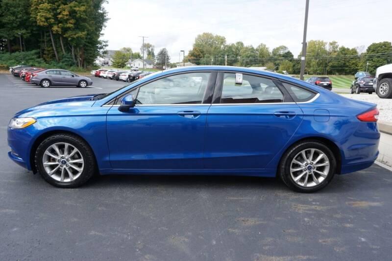 2017 Ford Fusion SE 4dr Sedan - Mount Vernon OH