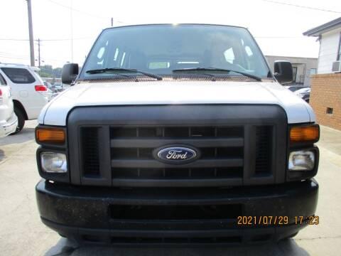 2011 Ford E-Series Wagon for sale at Atlantic Motors in Chamblee GA