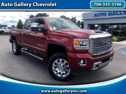 2019 GMC Sierra 2500HD for sale at Auto Gallery Chevrolet in Commerce GA